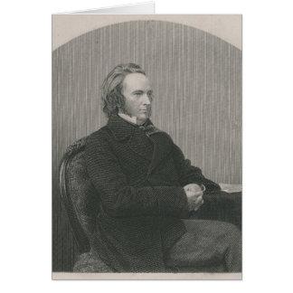 George John Douglas Campbell Greeting Card