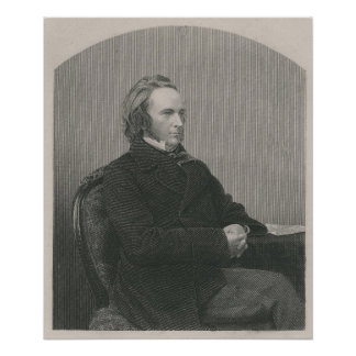 George John Douglas Campbell Poster