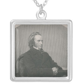 George John Douglas Campbell Silver Plated Necklace