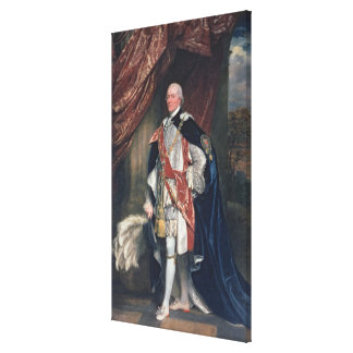 George John Spencer Canvas Print