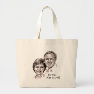 George & Laura Large Tote Bag