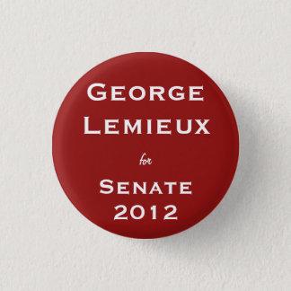 George Lemieux for Senate Pinback Button