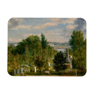 George Loring Brown - New England Landscape Magnet