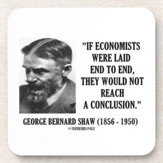 George los economistas de B. Shaw If puso no la Posavaso