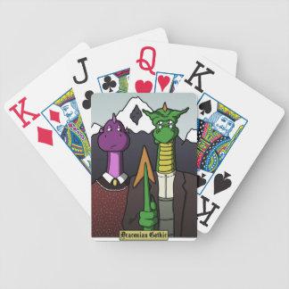 George los naipes del dragón baraja cartas de poker