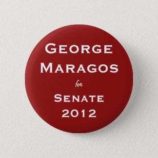 George Maragos for Senate Button