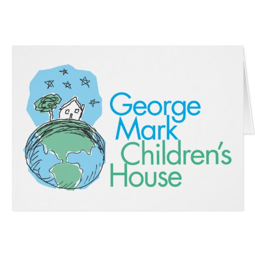 George Mark Children's House Greeting Cards