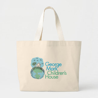George Mark Children's House Large Tote Bag