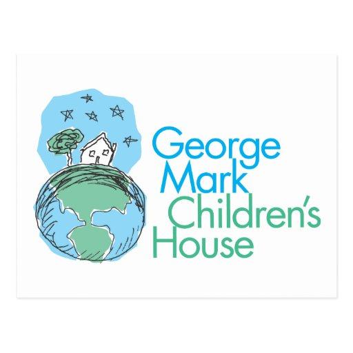 George Mark Children's House Postcards