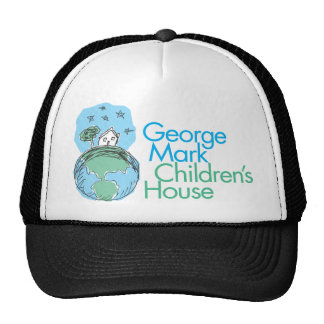 George Mark s House Trucker Hat