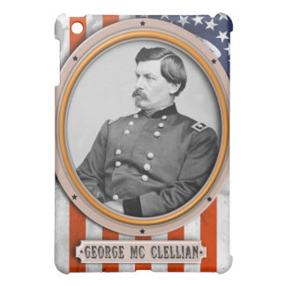 George Mc Clellan iPad Case