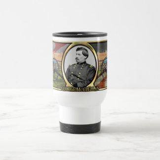 George McClellan Civil War Travel Mug