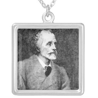 George Meredith Collar Plateado