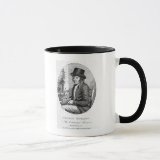 George Morland, engraved by G.Scott, 1805 Mug