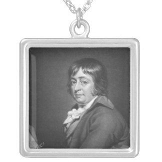 George Morland, engraved by William Ward, 1805 Personalized Necklace