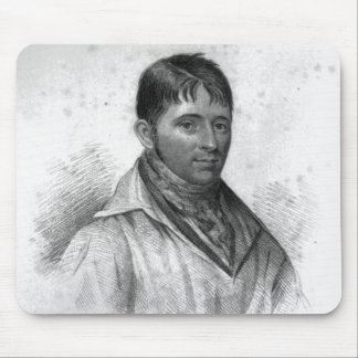 George Nichols, engraved by Percy Roberts Mouse Pad