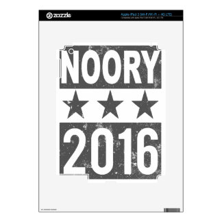 George Noory 2016 Decal For iPad 3