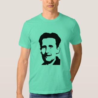 "George Orwell ""1984"" camisetas de la cita Playera"