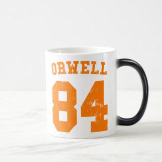 George Orwell 1984 Jersey Mug