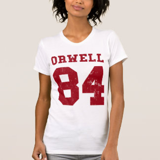George Orwell 1984 Jersey T-Shirt