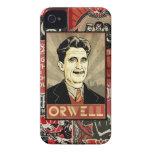 George Orwell 1984 Propaganda Case Case-Mate iPhone 4 Case