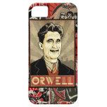 George Orwell 1984 Propaganda Case iPhone 5 Covers