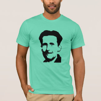 "George Orwell ""1984"" Quote T-Shirt"