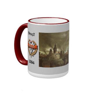 George Orwell 1984 Ringer Mug