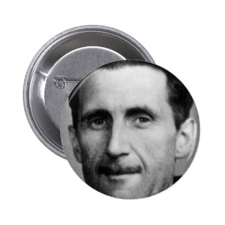 george orwell button