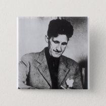 George Orwell Button