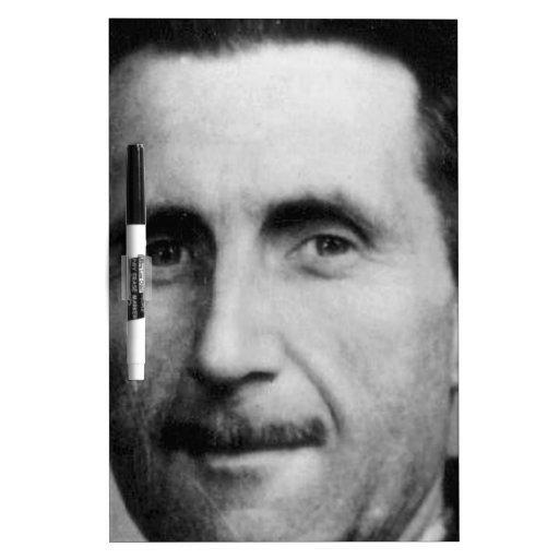 george orwell Dry-Erase board