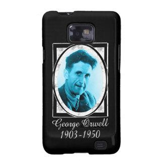 George Orwell Galaxy S2 Carcasas
