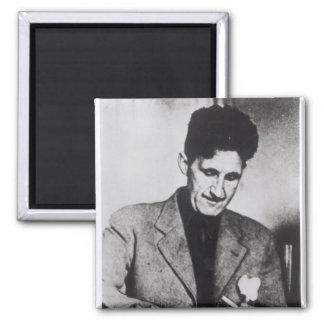 George Orwell Imán Cuadrado
