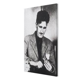 George Orwell Impresión En Lienzo