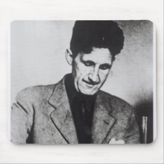 George Orwell Mouse Pad