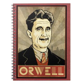 George Orwell Notebook
