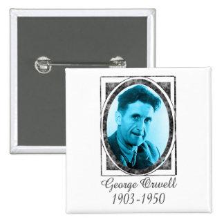 George Orwell Pin