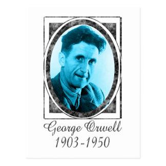 George Orwell Post Card