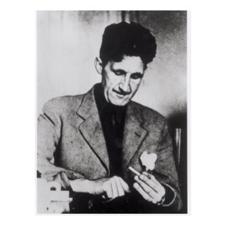 George Orwell Post Cards