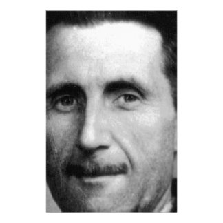george orwell stationery paper