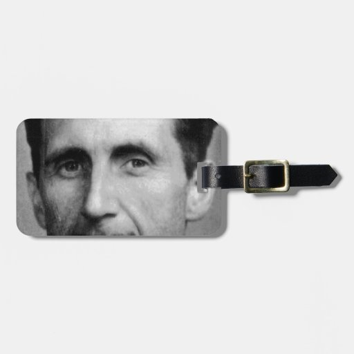 george orwell tag for bags