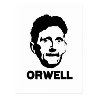 George Orwell Postales