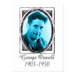 George Orwell Tarjeta Postal