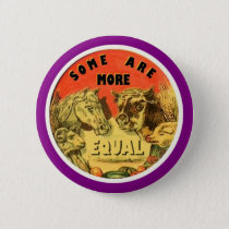 George Orwell's Animal Farm Pinback Button