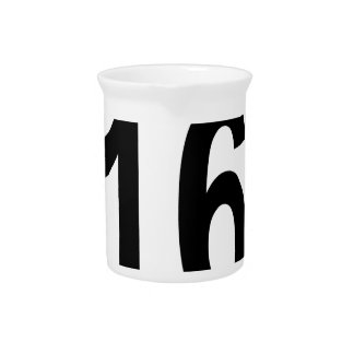 George Pataki 2016 T Shirt.png Beverage Pitcher