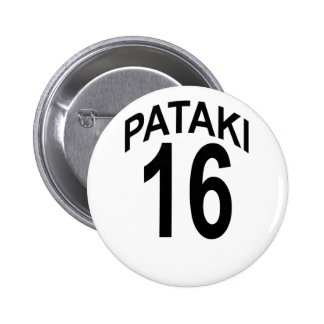 George Pataki 2016 T Shirt.png 2 Inch Round Button