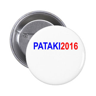 George Pataki 2016 T Shirt ;.png 2 Inch Round Button