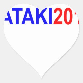 George Pataki 2016 T Shirt ;.png Heart Sticker