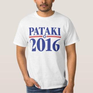 George Pataki For President Tee Shirts