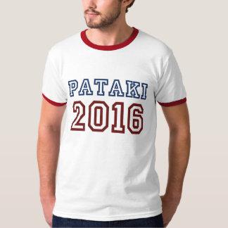 George Pataki President 2016 Athletic Font Tshirts